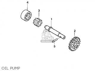 Honda CRF250R 2004 (4) USA parts lists and schematics