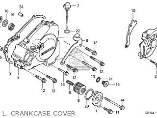 Honda CRF250R 2006 (6) AUSTRALIA parts lists and schematics