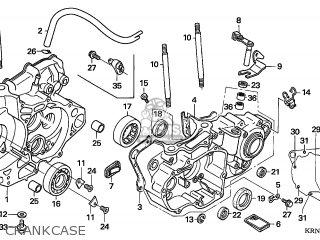 Honda CRF250R 2006 (6) EUROPEAN DIRECT SALES / CMF parts