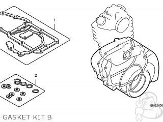 Honda CRF250R 2007 (7) AUSTRALIA parts lists and schematics