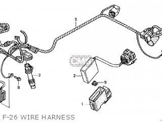 Honda CRF250X 2005 (5) GENERAL EXPORT (KPH) parts lists