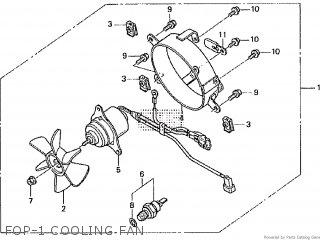 Honda Crf250x 2005 (5) General Export (kph) parts list