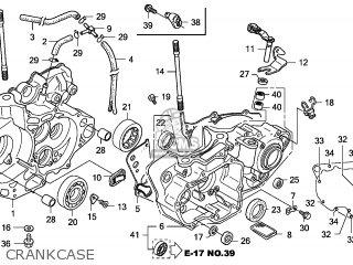 Honda CRF250X 2011 (B) AUSTRALIA / TYPE 2 parts lists and