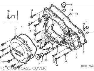 Honda CRF450R 2002 (2) EUROPEAN DIRECT SALES parts lists