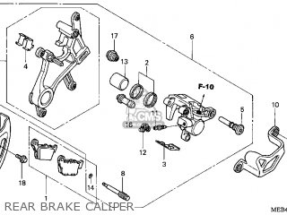 Honda CRF450R 2002 (2) USA parts lists and schematics