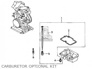 Honda CRF450R 2004 (4) USA parts lists and schematics