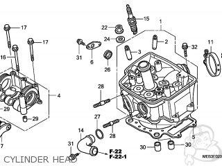 Honda CRF450R 2008 (8) AUSTRALIA parts lists and schematics