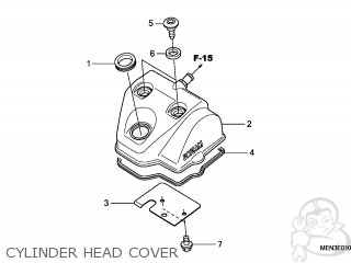 Honda CRF450R 2009 (9) EUROPEAN DIRECT SALES parts lists