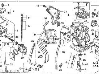Honda CRF450X 2009 (9) AUSTRALIA parts lists and schematics