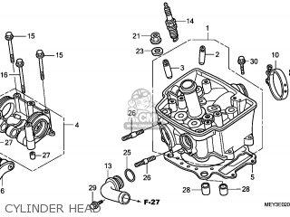 Honda CRF450X 2011 (B) EUROPEAN DIRECT SALES / TYPE 2 HB