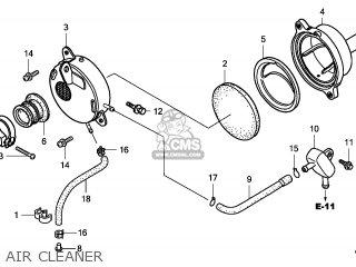 Honda CRF50F 2004 (4) EUROPEAN DIRECT SALES parts lists
