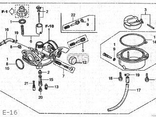 Honda CRF70F 2009 (9) JAPAN DE02-220 parts lists and