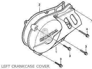 Honda CRF80F 2004 (4) USA parts lists and schematics