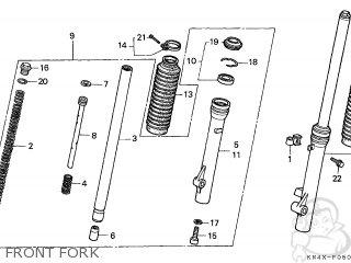 Honda CRF80F 2007 (7) MEXICO parts lists and schematics