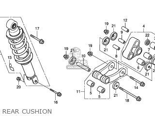 Honda CRF80F 2009 (9) AUSTRALIA parts lists and schematics