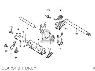 Honda CRF80F 2011 (B) AUSTRALIA parts lists and schematics