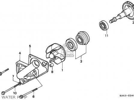 Honda Xrm 125 Wiring Diagram Honda Wave 125 Wiring Diagram