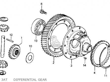 Honda CRX 1984 (E) 2DR DX 1500 (KA,KL) parts lists and
