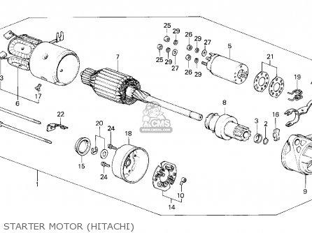 Honda CRX 1986 (G) 2DR DX (KA,KL) parts lists and schematics