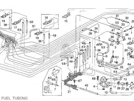 1984 Honda Spree Wiring Diagram. Honda. AutosMoviles.Com