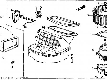86 Honda Crx Fuse Panel. Honda. Auto Fuse Box Diagram