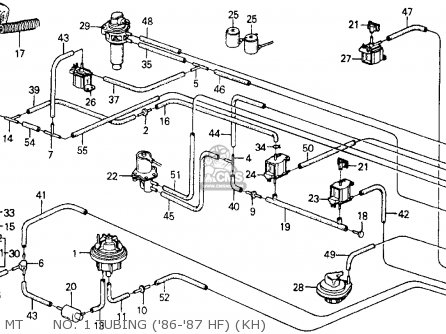 87 Honda Cx500 Wiring Diagram Honda CX500 Suspension