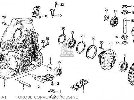 Honda CRX 1988 (J) 2DR DX (KA,KL) parts lists and schematics