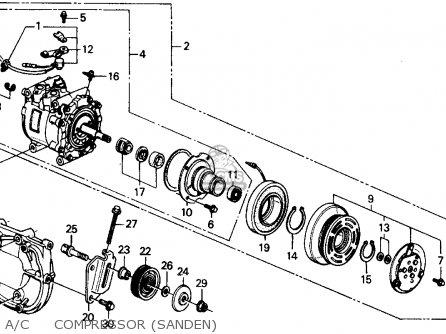 1989 Honda Crx Engine 1993 Honda Accord Engine Wiring
