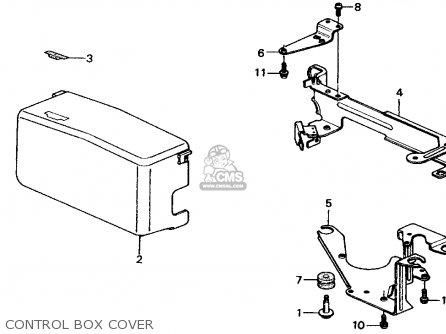 Honda CRX 1989 (K) 2DR HF (KA,KH,KL) parts lists and