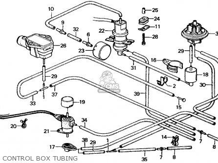 Honda CRX 1991 (M) 2DR HF (KA,KH,KL) parts lists and