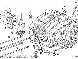Honda CT110 1980 (A) GENERAL EXPORT / KPH MK parts lists