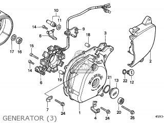 Honda Ct110 1991 (m) Australia Postal Ministry / Kph parts