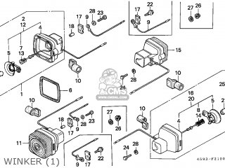 Honda Ct110 Wiring Diagram Honda 300 Battery Diagram