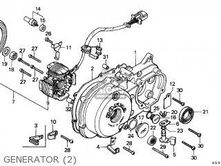 Honda CT110 1993 (P) AUSTRALIAN AGRIC / KPH parts lists
