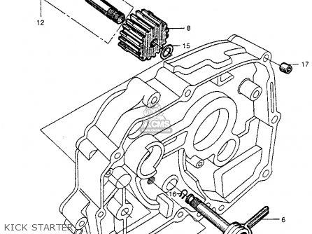 Honda Ct200 Trail 90 1964 Usa parts list partsmanual
