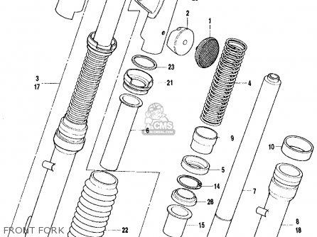 Honda CT90 TRAIL 1970 K2 USA parts lists and schematics