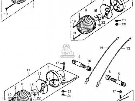Simple Wiring Diagram 1975 Honda Cb360. Honda. Auto Wiring
