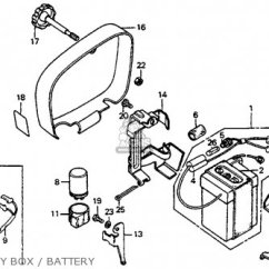 1977 Honda Ct70 Wiring Diagram Simple Epithelial Cell Ct90 Carburetor Schematic Xr50 ~ Elsavadorla