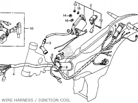 90 Hp Force Outboard Wiring Diagram 90 HP 4 Stroke Mercury
