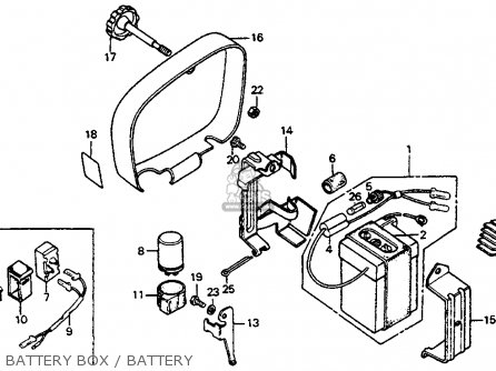 Honda Recon Es Carburetor Diagram, Honda, Free Engine