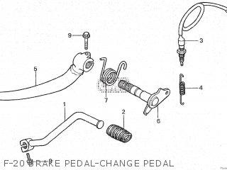 Honda CX400E 1982 (C) parts lists and schematics