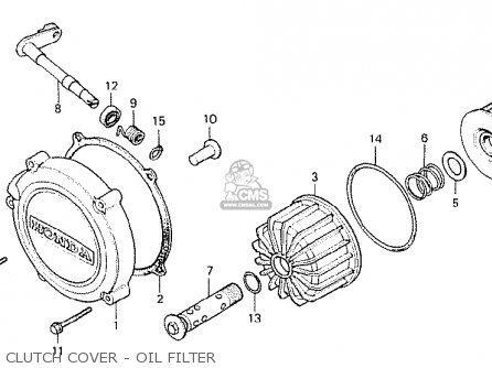Honda CX500 1978 FRANCE parts lists and schematics