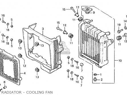 Honda Cx500 1978 France parts list partsmanual partsfiche