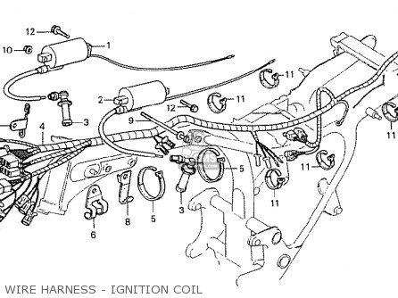 Honda CX500 1978 FRANCE parts lists and schematics