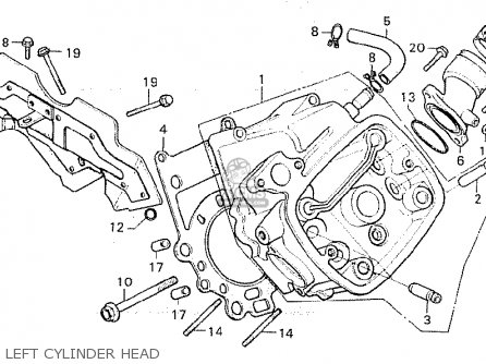 Honda Cr500 Wiring Harness