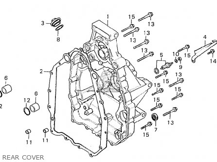 Yamaha Ttr 225 Carburetor Diagram, Yamaha, Free Engine