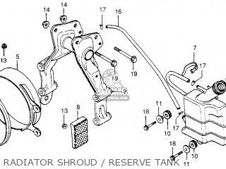 Honda Cx500c Custom 1979 Usa parts list partsmanual partsfiche