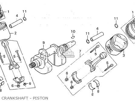 Honda CX500C CUSTOM 1980 (A) ENGLAND parts lists and