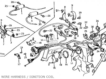 1980 Honda Cx500 Wiring Diagram, 1980, Free Engine Image
