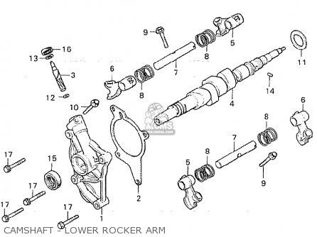 Honda CX500C CUSTOM 1981 (B) DENMARK parts lists and